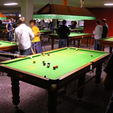 Snooker World on the Gold Coast March 2010